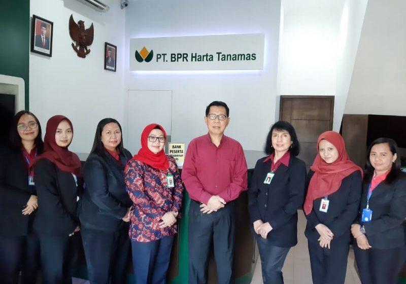Direksi & Staff PT. BPR Harta Tanamas